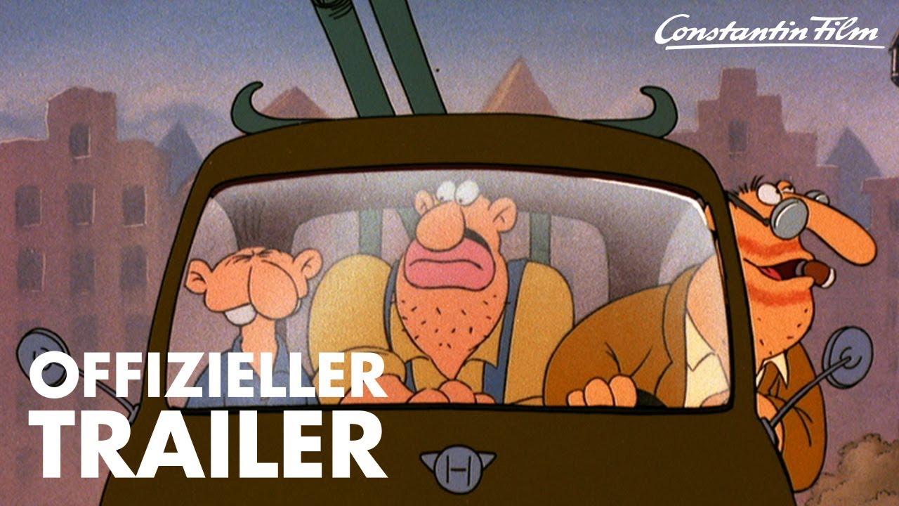 Werner Beinhart Remastered Offizieller Trailer Youtube