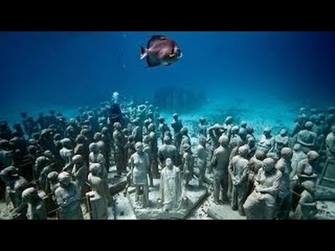 LOST WORD UNDER WATER Discoveries In Deep Oceans Documentary 2015