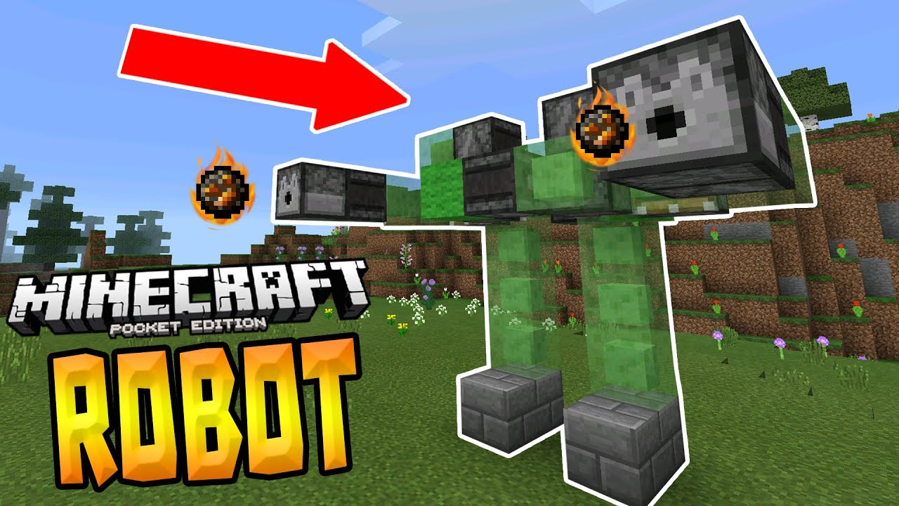Redstone Creation Minecraft Pe Pocket Edition Youtube