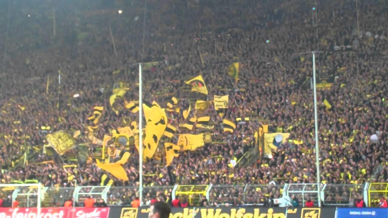 In der Bundesliga, ist allen bekannt.....