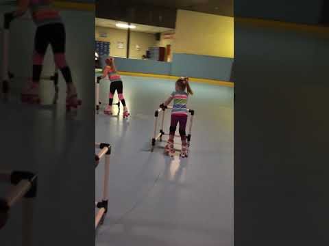 First time skating