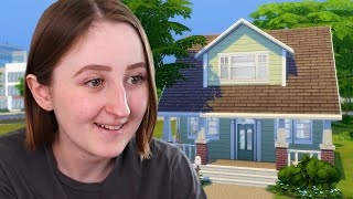 this is the best sims starter home i have ever built