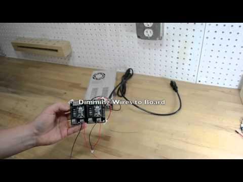 LDD H4 Board - Rapid LED System Rapid Led Wiring Diagram on