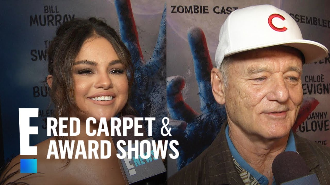 Selena Gomez & Bill Murray Gush Over Their