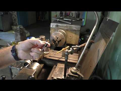 Обработка закаленой стали