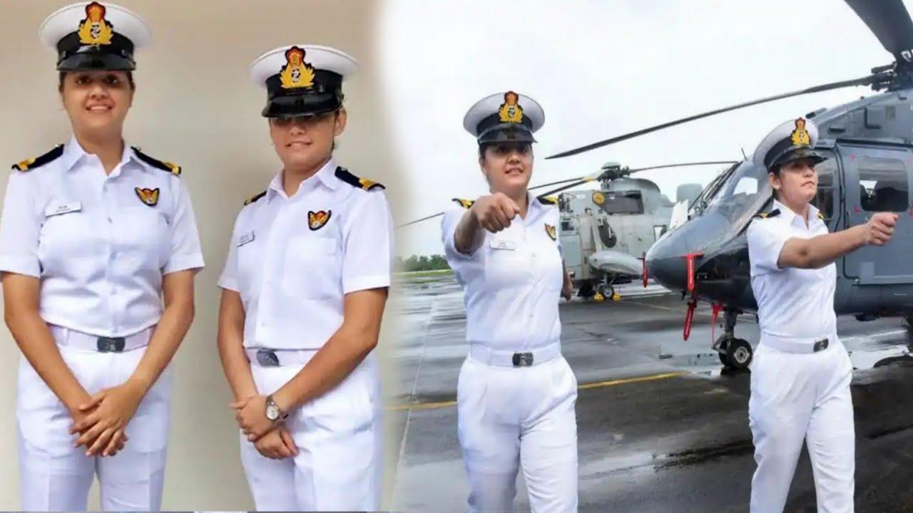 भारत ने रचा इतिहास, जंगी जहाज पर दो महिला ऑफिसर्स को किया तैनात, जानिए कौन हैं ये