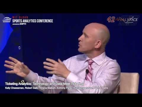 SSAC15: Ticketing Analytics: Technology and Data Meet Ticketing