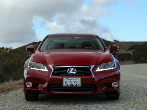 2014 Lexus GS 450h Hybrid Review and Road Test