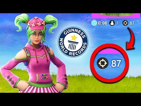 87 KILLS IN 1 GAME! *NEW* WORLD RECORD! - Fortnite Funny Fails and WTF Moments! #213 (Daily Moments)