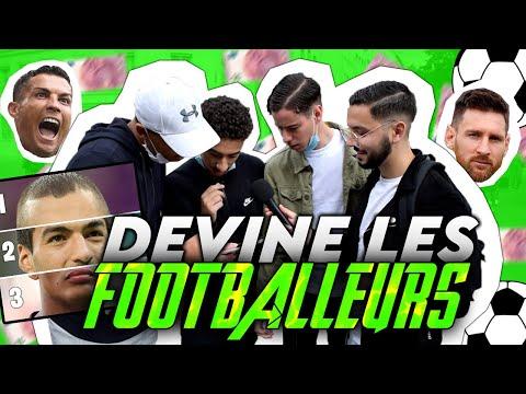 10 EUROS SI TU DEVINES LES FOOTBALLEURS PRÉSENTS SUR L'IMAGE ! (Neymar, Mbappé, Benzema, Etc.)