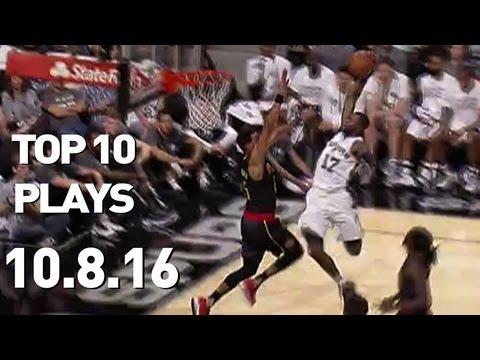 top-10-nba-plays:-october-08-2016