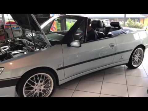 """Peugeot 306 CABRIOLET """"Design Pininfarina"""""""