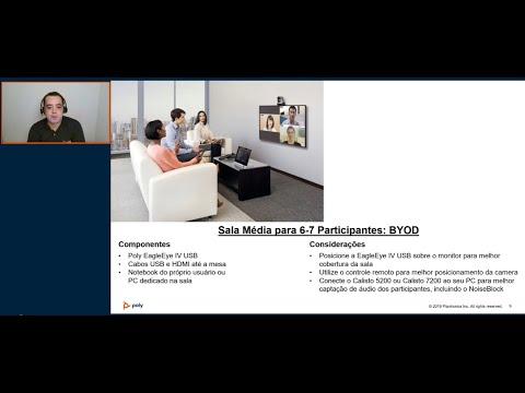 Treinamento de Soluções de Vídeo Nível 2  Parte 2 de 2