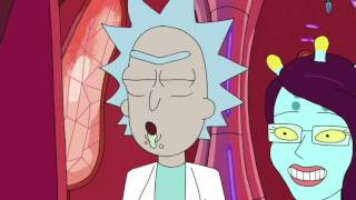 Proof Rick cares about Morty
