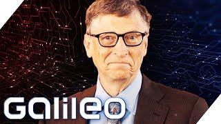 Bill Gates und sein Super-Team! Wer gehört dazu & was haben sie vor? | Galileo