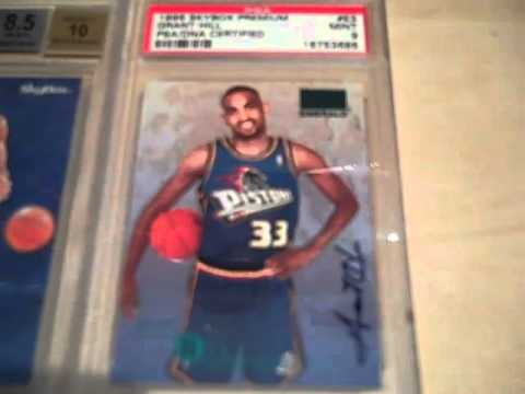 Grant Hill Autograph,duke.det. And Suns,certified