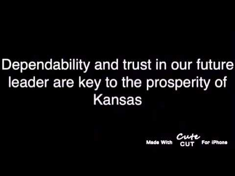 Kansas Democratic Campaign Ad