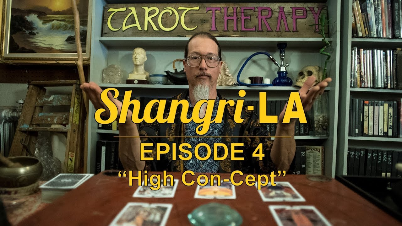 "Shangri-LA - Episode 4 ""High Con-Cept"""