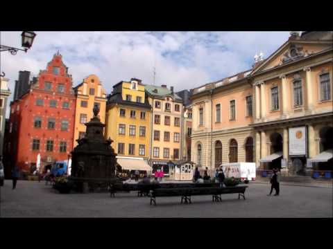 Visit Stockholm: Stockholm Views, Landmarks And Attractions