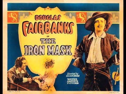 THE IRON MASK (1929) Douglas Fairbanks - Margueritte De La Motte