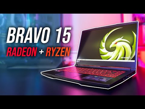 MSI Bravo 15 - You Probably Shouldn't Buy This Gaming Laptop