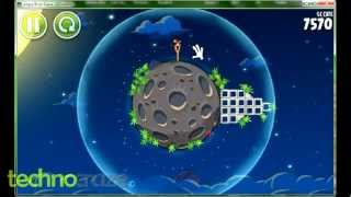 Angry Birds Space - PC Full Version Gameplay [Hands On]
