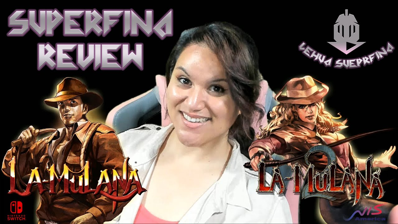 It's a LOVE / HATE kind of thing | Game Review La-Mulana 1&2 | Impressions of this difficult game