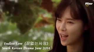 Endless Love (끝없는사랑) (Ggeuteobsneun Sarang) Korean Drama  2014 (Trailer 1-2) HD