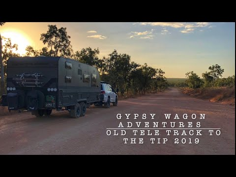 Old Telegraph Track and the tip of Cape York 2019