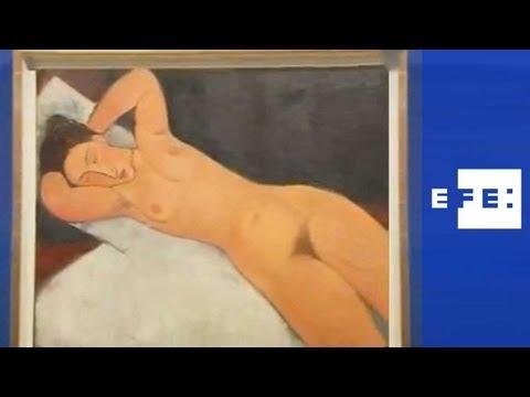 Exposición Modigliani