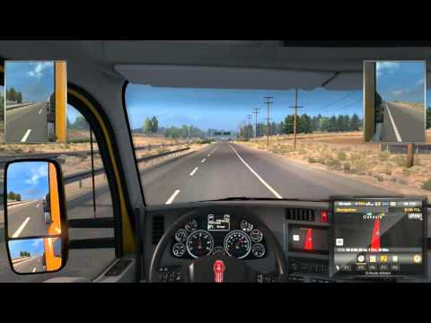 American Truck Simulator #023