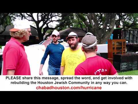 Chabad Harvey Relief