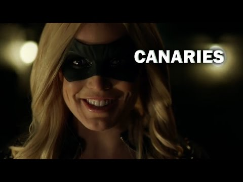 Arrow Season 3 Episode 13 - Review + Top Moments - CANARIES