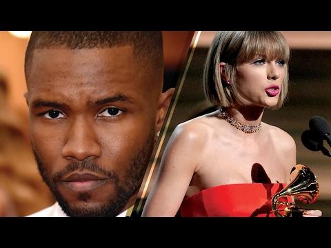Frank Ocean SLAMS Taylor Swift's Best Album Win and 2017 Grammys