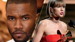 Frank Ocean SLAMS Taylor Swift's Best Album Win and 2017 Grammys