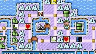Super Mario Advance 4: Super Mario Bros 3 (Part 6: Iced Land)
