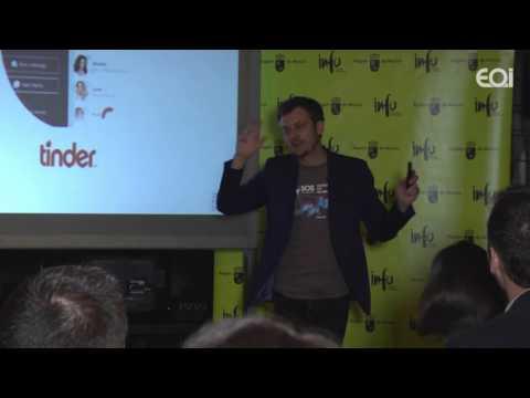"""""""La ola que viene"""" con Javier Creus - Espacio Coworking EOI en Cartagena"""