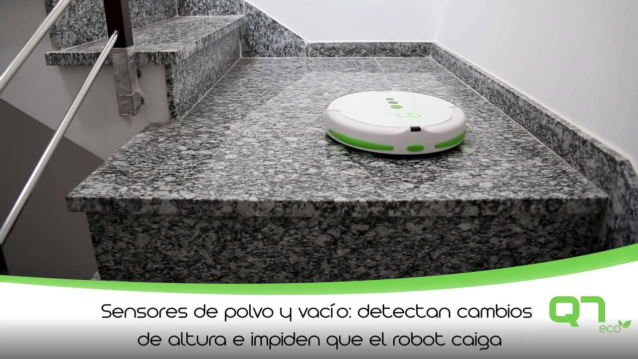 Avis aspirateur robot q7 eco