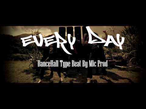 "Admiral T X Kalash X Popcaan Dance Hall Type Beat | "" Every Day "" 