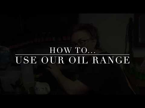 Ravenwood How To... Use Oils