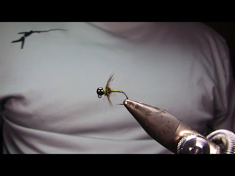 Jigged Soft Hackle Caddis | Yellowstone Country Fly Fishing