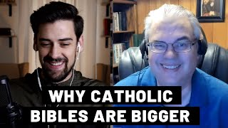 Did the Catholic Church Add Books to the Bible?
