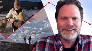 I Almost Died In The Arctic: Rainn Wilson