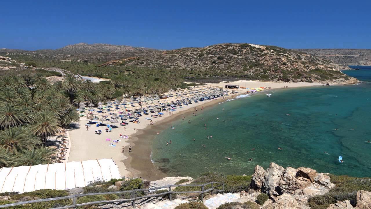 Carolina Mare ex Phaedra Beach in Malia Kreta - Griechenland Hotel ...