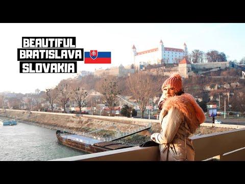 Unexpected Bratislava! Slovakia is Europe's HIDDEN Gem! | Must do in 2020