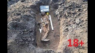 Раскопки в полях Второй Мировой Войны Фильм 38/Excavation in fields of World War II the Film 38