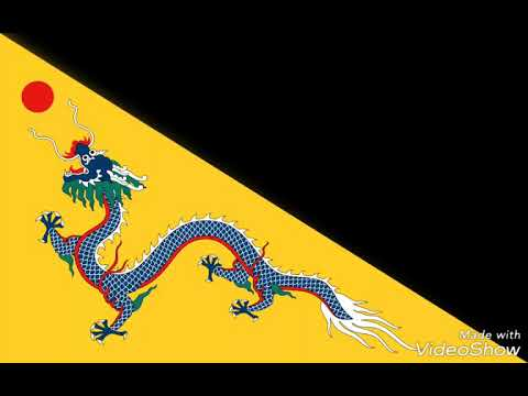 Simple History of china flags and emblems