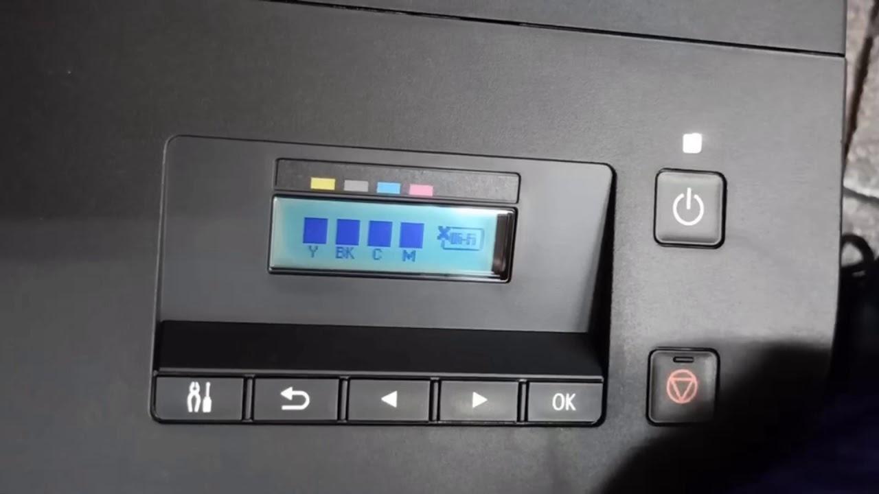 Canon IB4170 無線設定 透過手機連線傳輸 - YouTube