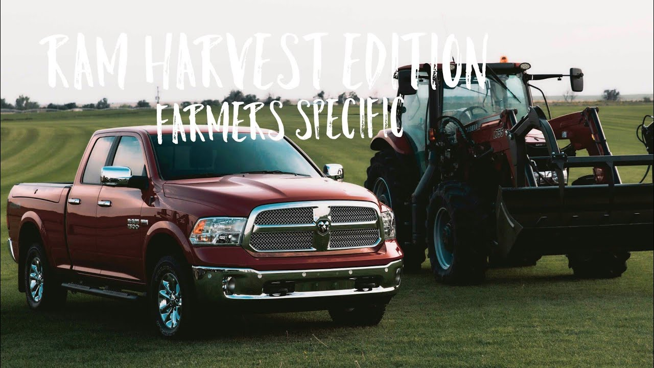 2018 Ram Harvest Edition Features