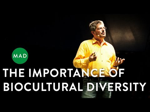 Andrea Pieroni at MAD2: The Importance of a Rose - Biocultural Diversity